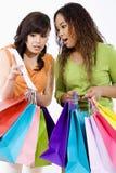 увеличение объема покупок стоковые изображения