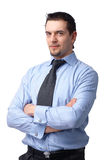 уверенно человек Стоковая Фотография RF
