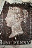 Чернота Пенни стоковые изображения