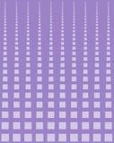 увядая квадраты иллюстрация штока