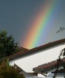 увядая радуга Стоковое Изображение RF