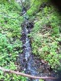 Увлекая водопад Стоковая Фотография