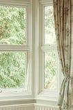Угловое окно Стоковые Изображения RF