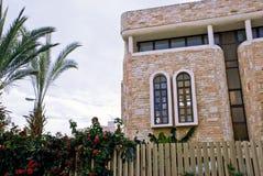 угловойая дом Стоковая Фотография RF