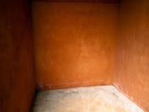угловойая померанцовая комната Стоковые Изображения