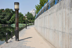 угловойая улица стоковое фото rf