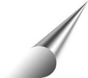 угловойое металлическое фото Стоковое фото RF