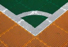 угловойое поле futsal Стоковая Фотография RF