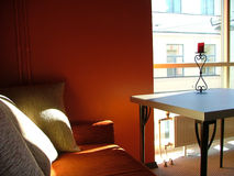 угловойое уютное Стоковая Фотография RF