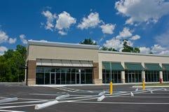 угловойой магазин розничной торговли Стоковое Изображение RF