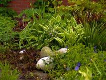 угловойой сад Стоковое Фото