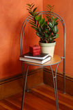 Угловойой стул Стоковая Фотография