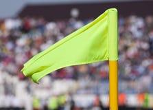 угловойой флаг Стоковые Фотографии RF