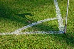Угловойой флаг Стоковая Фотография RF