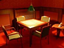 угловойой seating Стоковые Фото