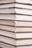 углы книг старые Стоковое Фото