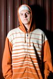 уголовный портрет подростковый Стоковое Фото