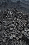 Угольная шахта открытого карьера Стоковые Фотографии RF