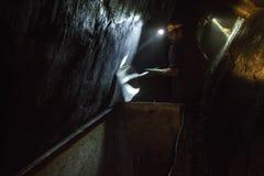 Угольная шахта Стоковое Изображение RF
