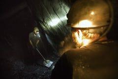 Угольная шахта Стоковые Изображения RF