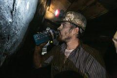 Угольная шахта Стоковая Фотография