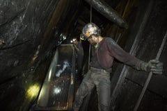 Угольная шахта Стоковая Фотография RF