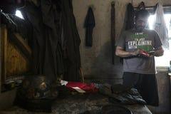 Угольная шахта Стоковое Фото