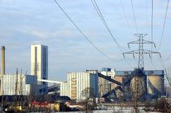 угольная шахта Стоковое фото RF