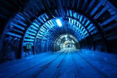 угольная шахта Стоковое Изображение