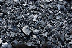 уголь предпосылки Стоковые Изображения