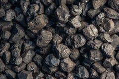 Уголь, тяжелая индустрия, топление, минеральные ресурсы стоковые фотографии rf