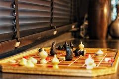 Угол шахмат стоковые фотографии rf