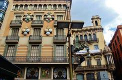 Угол Барселоны Стоковое Фото