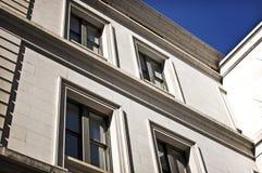 Угол здания Стоковые Изображения RF