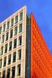 Угол здания стоковые фотографии rf