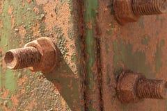 Угол ржавчины Стоковое Изображение