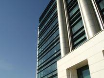 Самомоднейшее здание Стоковые Фото