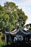Угол сада Стоковое Фото