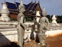 угол тайский Стоковая Фотография RF