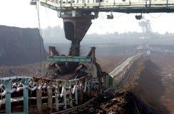 Угольная промышленность Стоковое фото RF