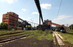 Угольная промышленность Стоковые Фото