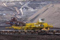 Угольная шахта Стоковые Фото