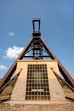Угольная шахта Serbariu Carbonia (Сардиния - Италия) Стоковое Изображение RF