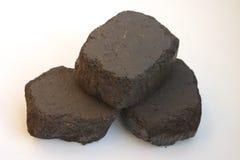 уголь Стоковые Фотографии RF