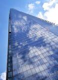 угол 306m неба съемки черепка scrapper london наземного ориентира hdr eu конструкции здания воля нового тонкая самая высокорослая Стоковые Фотографии RF
