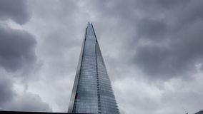 угол 306m неба съемки черепка scrapper london наземного ориентира hdr eu конструкции здания воля нового тонкая самая высокорослая стоковое фото