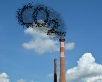 Углекислый газ Стоковое Изображение RF