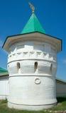 Угловая башня Sts скит gleb boris стоковая фотография