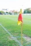 Угловой флаг Стоковое Изображение