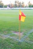 Угловой флаг Стоковые Фото